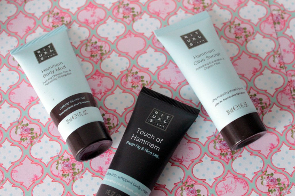 Review Rituals Hammam producten