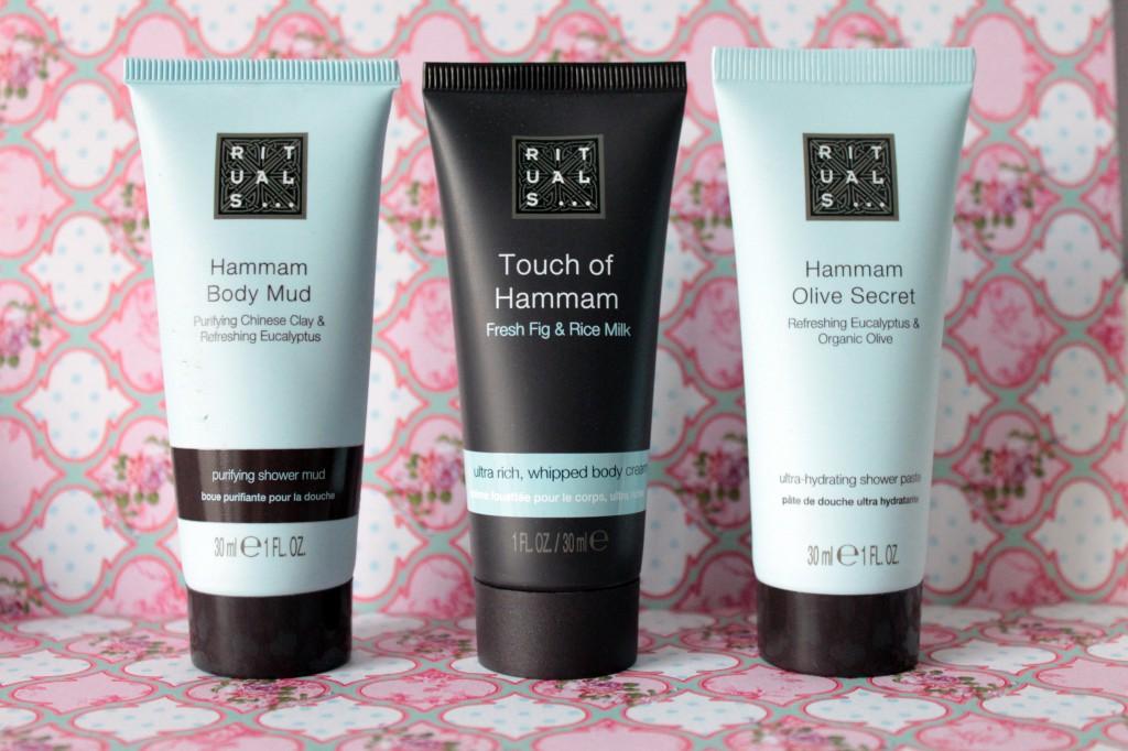 Review Rituals Hammam producten