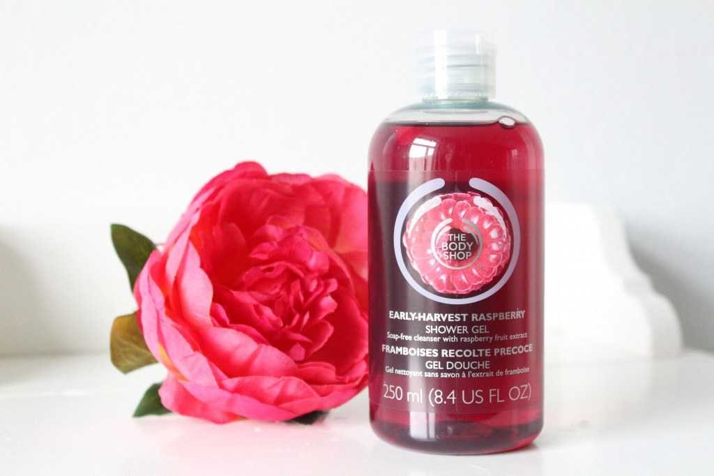 The-Body-Shop-Early-Harvest-Raspberry-Shower-Gel