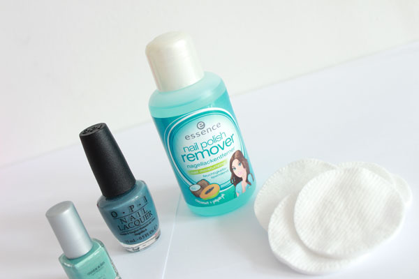 Essence Nail Polish Remover Moisturizing