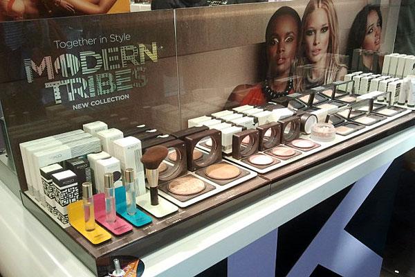 Kiko Cosmetics Store Modern Tribes