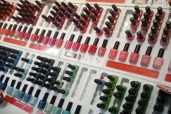 Kiko Cosmetics Store Nagellak
