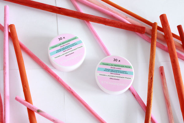 Action Nagellak Remover Pads