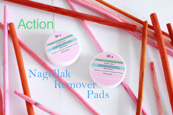 Action Nagellak Remover Pads Review