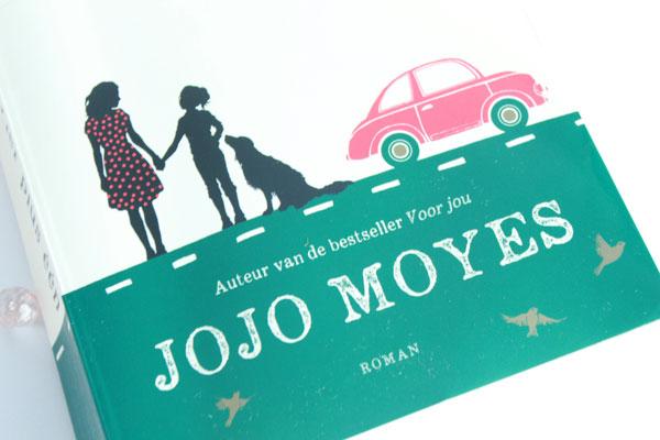 Vier plus één Jojo Moyes Boek