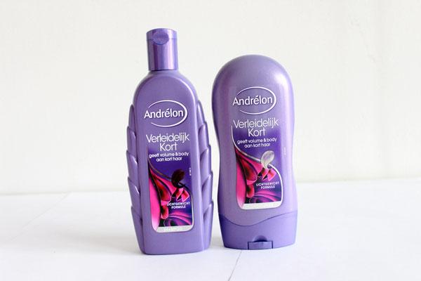 Andrélon Verleidelijk Kort Shampoo & Conditioner