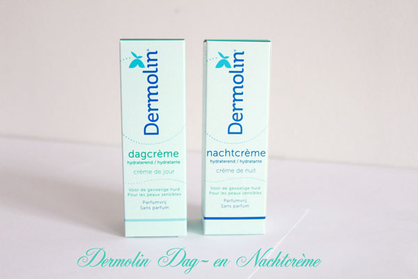 Dermolin Dag- en Nachtcrème