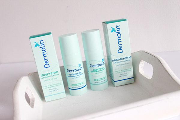 Dermolin dag- en nachtcrème review