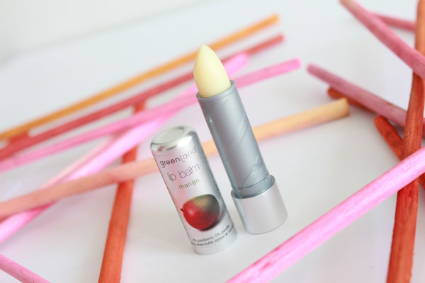 Greenland Lip Balm Mango Review