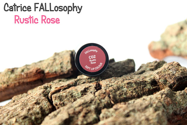 Catrice FALLosophy Soft Lip Colour Rustic Rose