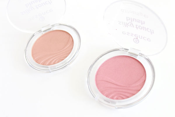 Essence Silky Touch Blush 40 Natural Beauty & 70 Kissable