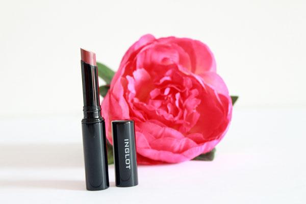 Inglot Lipstick Slim Gel 54 Review_2