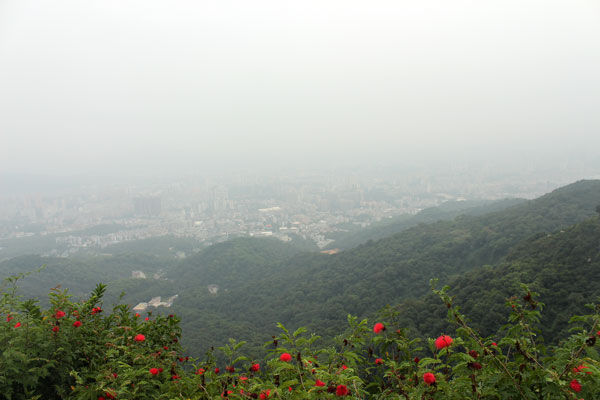 China Guangzhou Baiyun Mountain