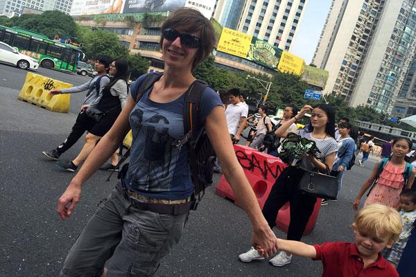 China Guangzhou Grandview Mall
