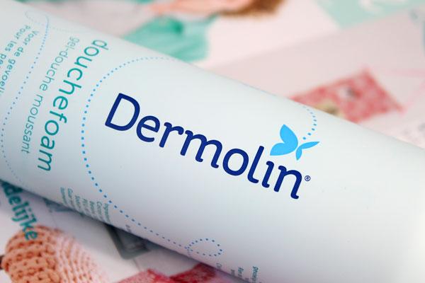 Dermolin Parfumvrije Douchefoam