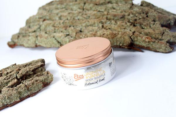 Etos Botanical Boost Jasmine & Vanilla Body Soufflé
