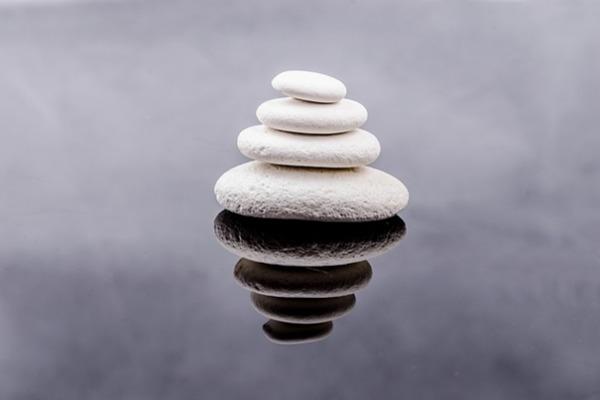 In balans met jezelf