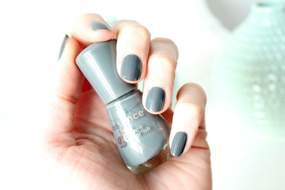Essence The Gel Nail Polish Rock My World! Review Swatches