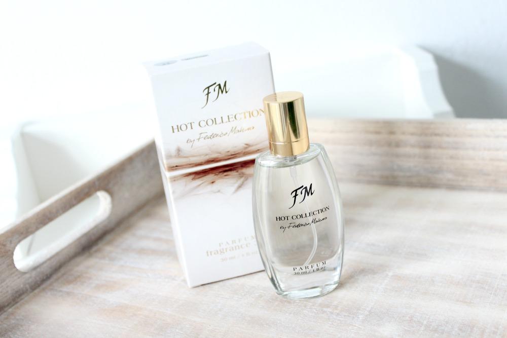 Mijn parfumstash FM Parfum 25H