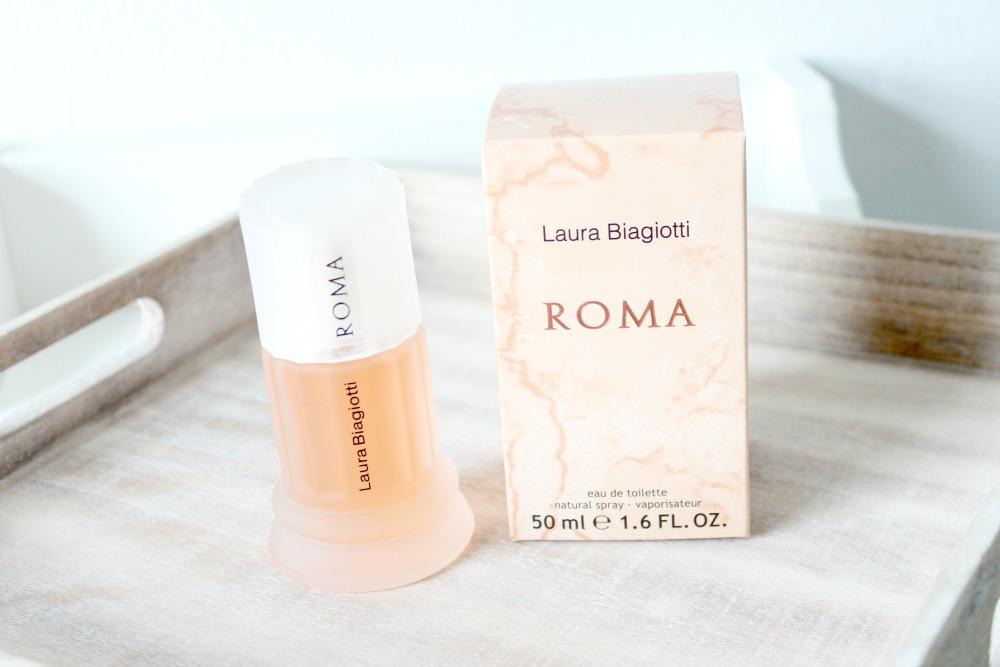 Mijn parfumstash Laura Biagiotti Roma