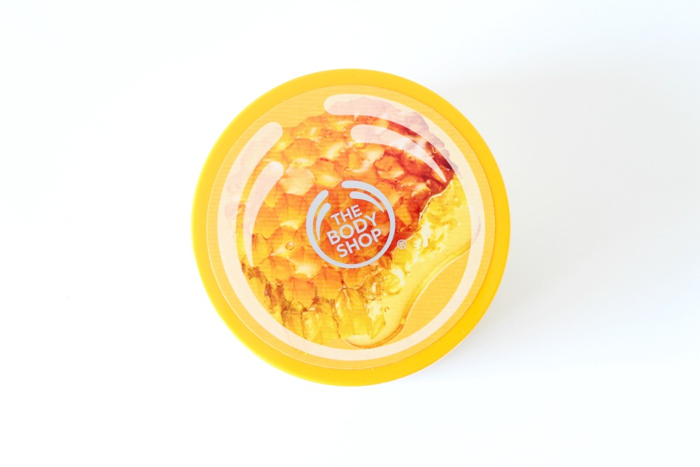 The Body Shop Honeymania Cream Body Srub Review