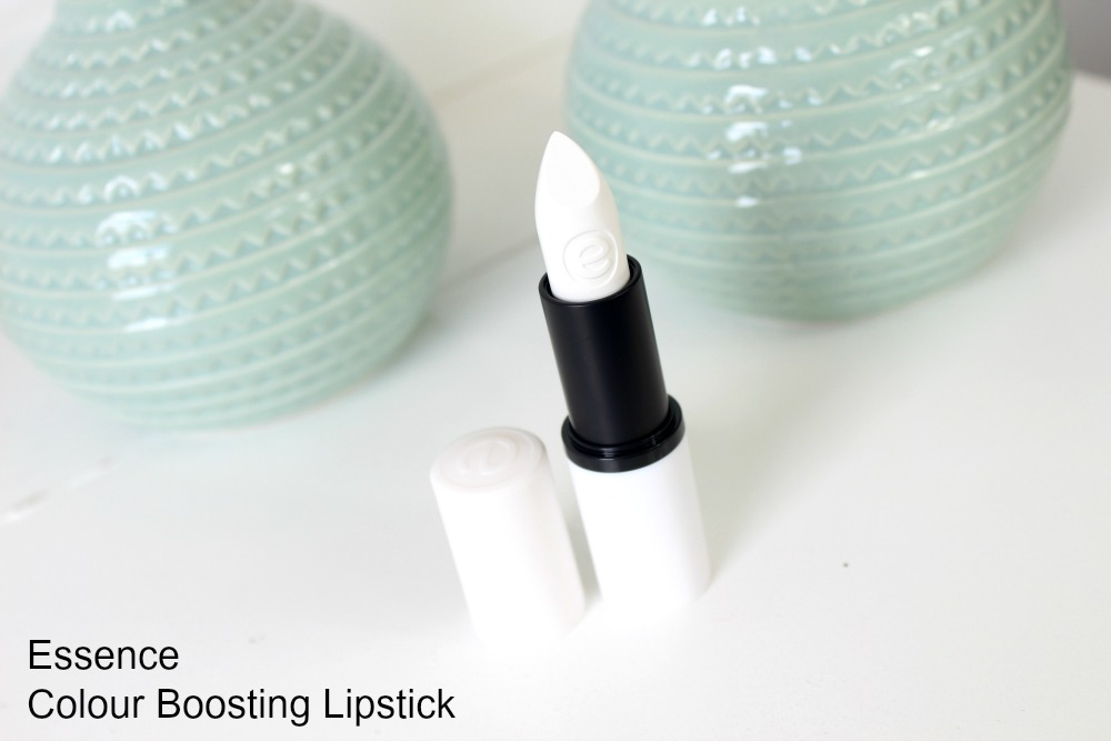 Essence Colour Boosting Lipstick Review