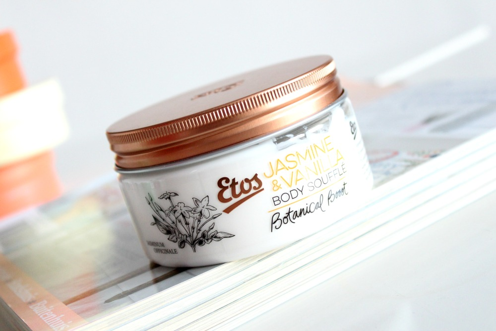 Etos Botanical Boost Jasmine & Vanille