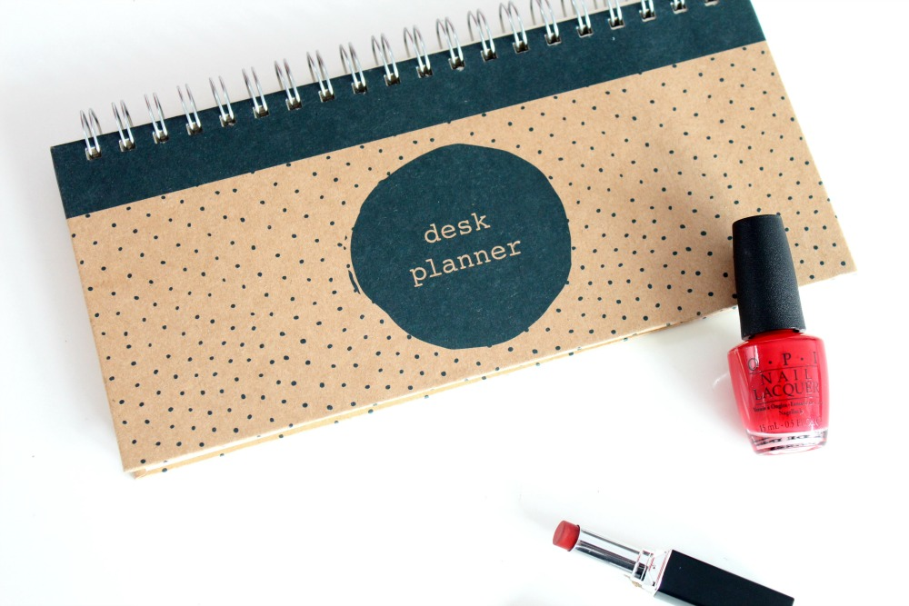 Hema Deskplanner & Fineliners Review