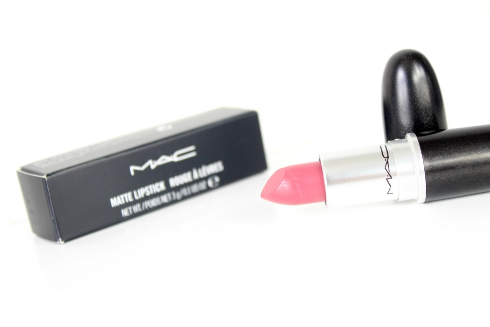 MAC Lipstick Mehr Review