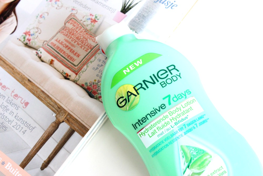Stash Lichaamsverzorging Garnier Body Intensive 7 Days