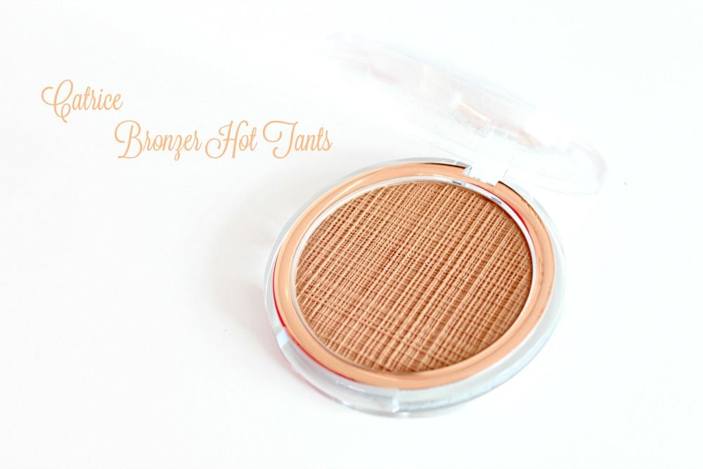 Catrice Denim Devine Bronzer Hot TANts Review Swatches