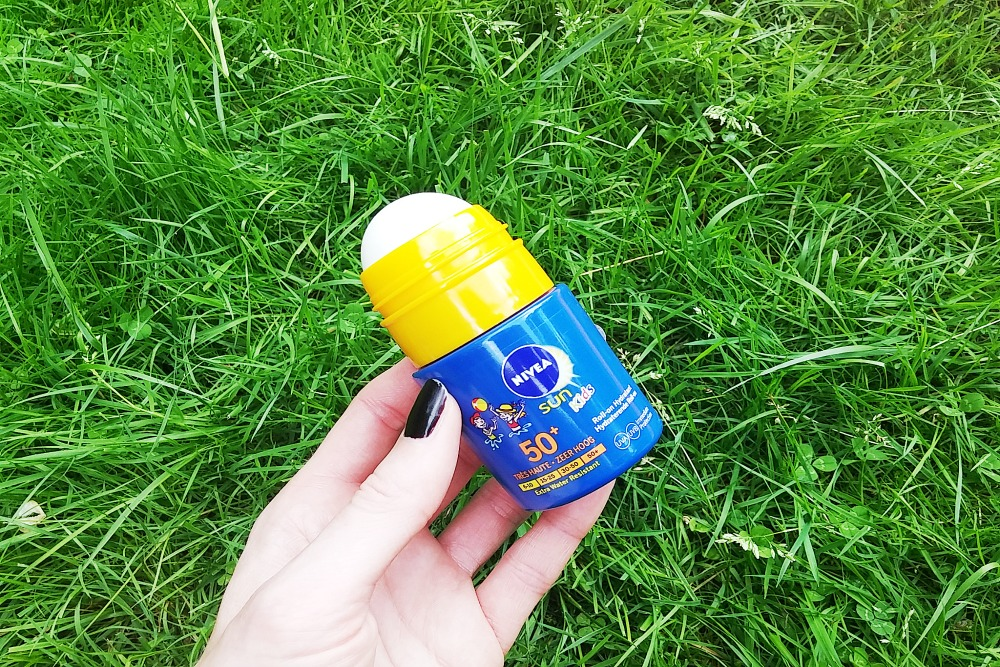 Nivea Sun Kids SPF 50+ Hydraterende Roll-on