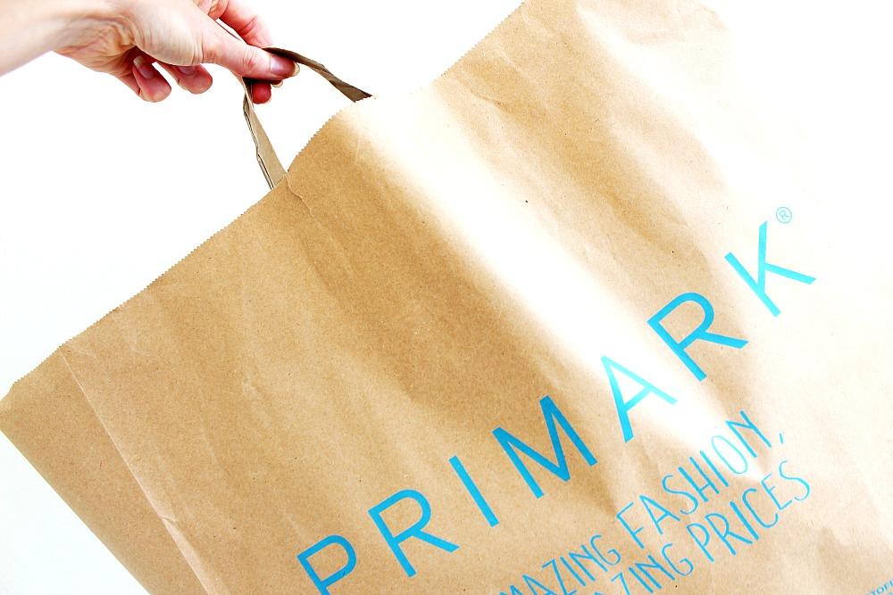 Shoplog Primark, H&M & Tommy Hilfiger