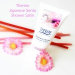 Therme Japanese Sento Shower Satin
