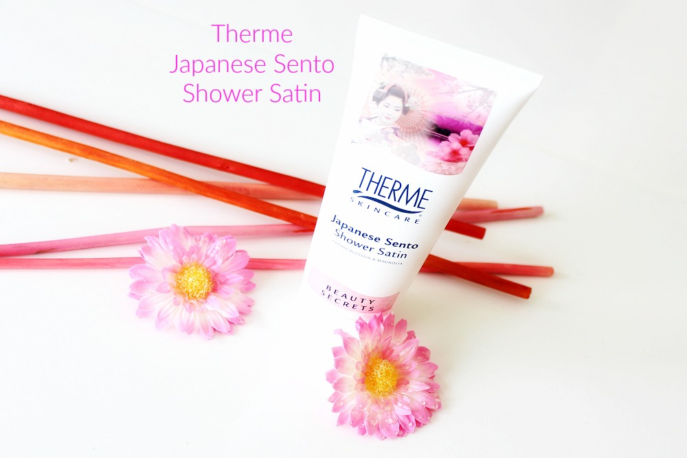 Therme Japanese Sento Shower Satin Review