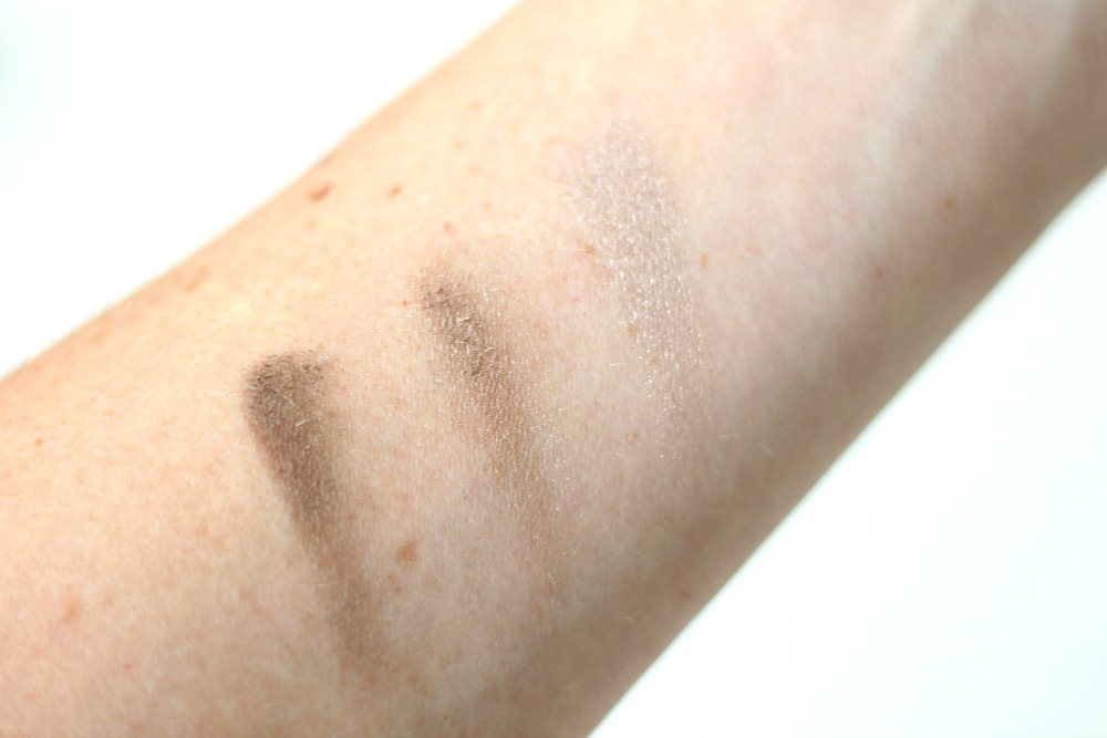 Bourjois Smokey Eyes Lady Vert de Gris Swatches