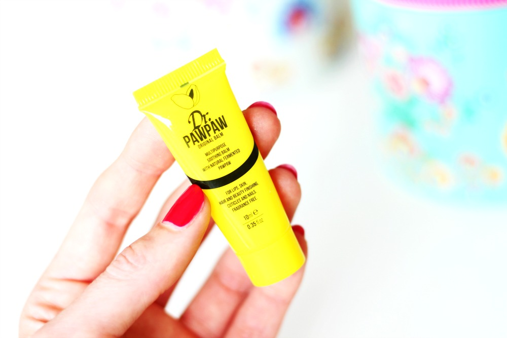 Dr. PawPaw original balm Review