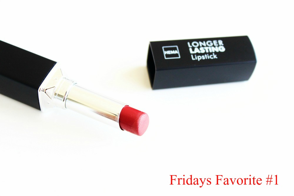 Hema Longer Lasting Lipstick 04 Review