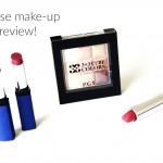 Japanse make-up in de review (merken Chifure & PGT Palgatong)