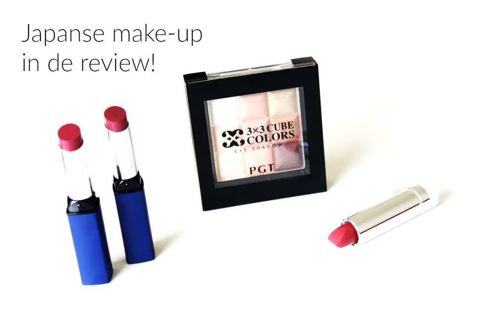 Japanse make-up in de review