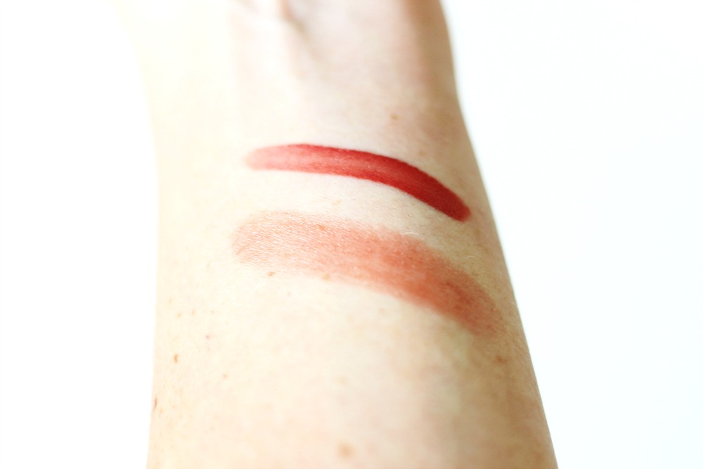 Miss Pupa Lipstick Swatches