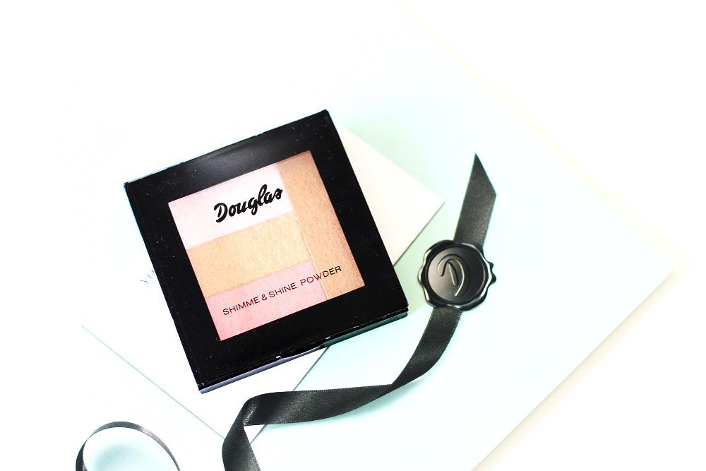 Douglas Make-up Shimmer & Shine Powder Review