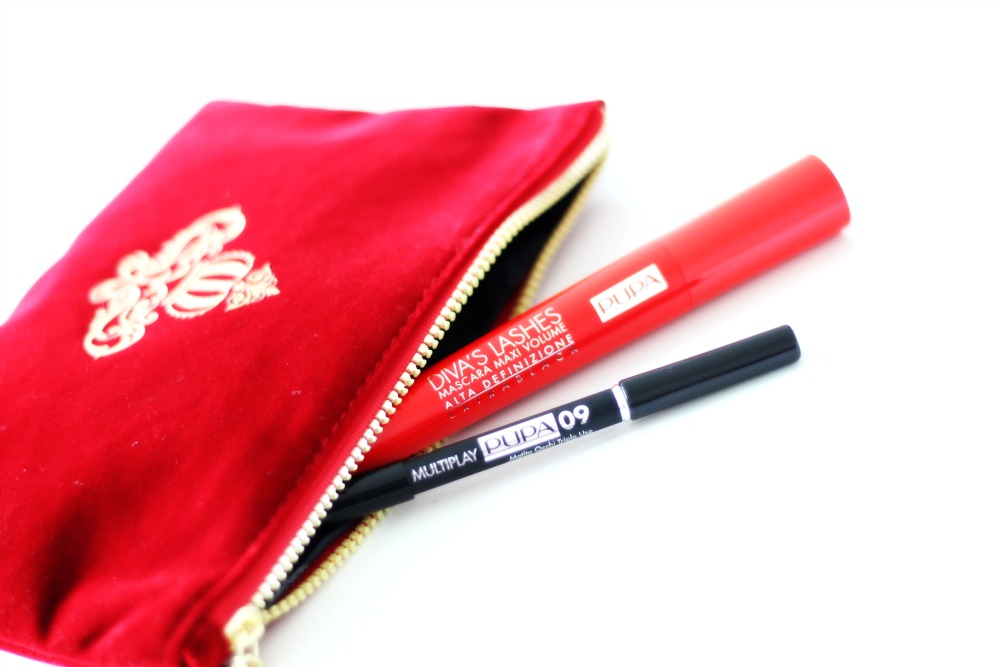 Pupa Red Queen Mascara Kit Review