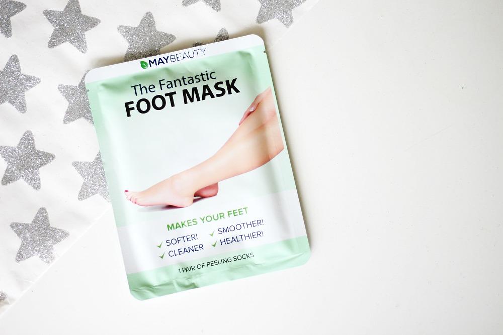 maybeauty foot mask