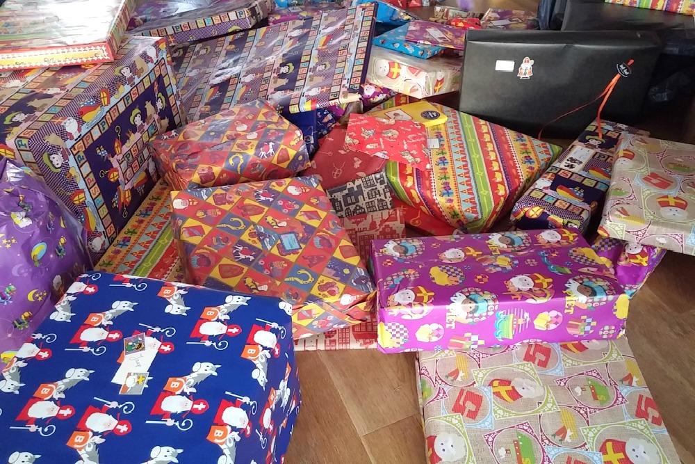 Mijn ontvangen Sinterklaascadeautjes