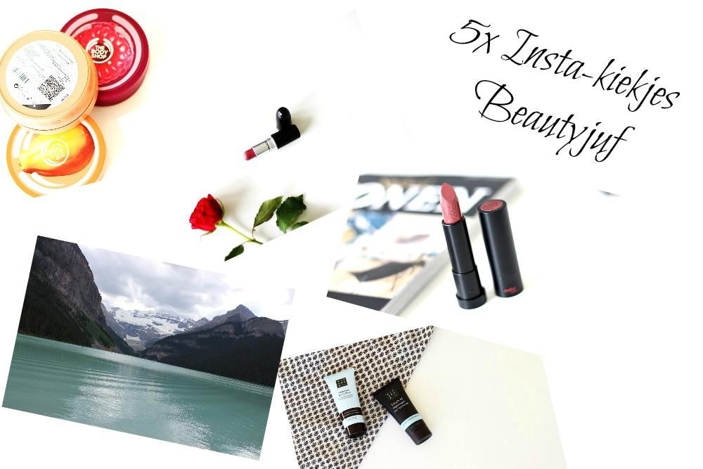 5x Insta-kiekjes Beautyjuf