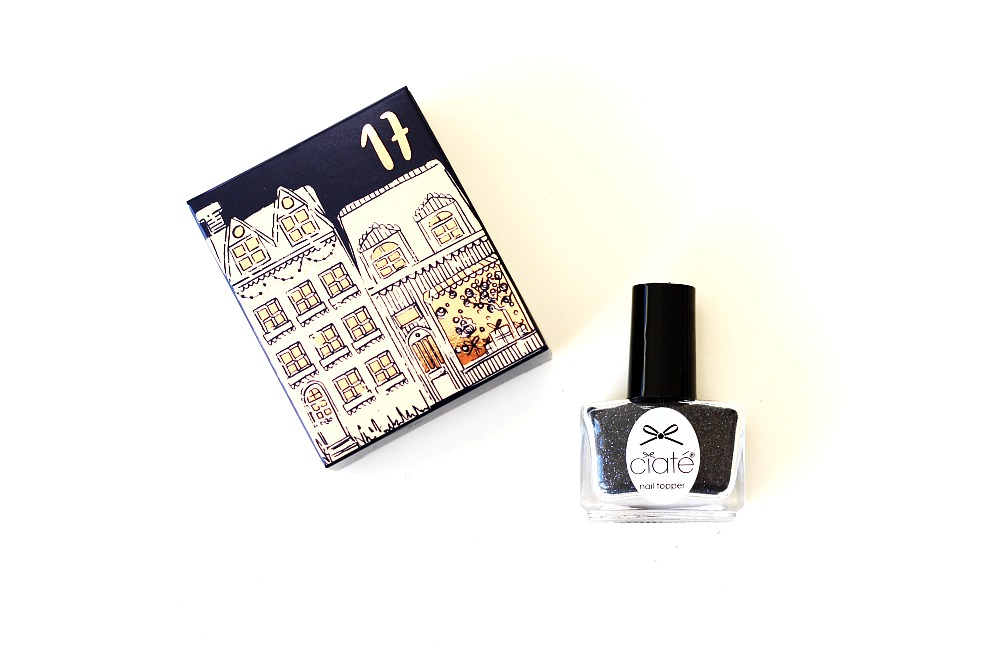 Ciaté Adventskalender 2016 Nail Topper Starry Night