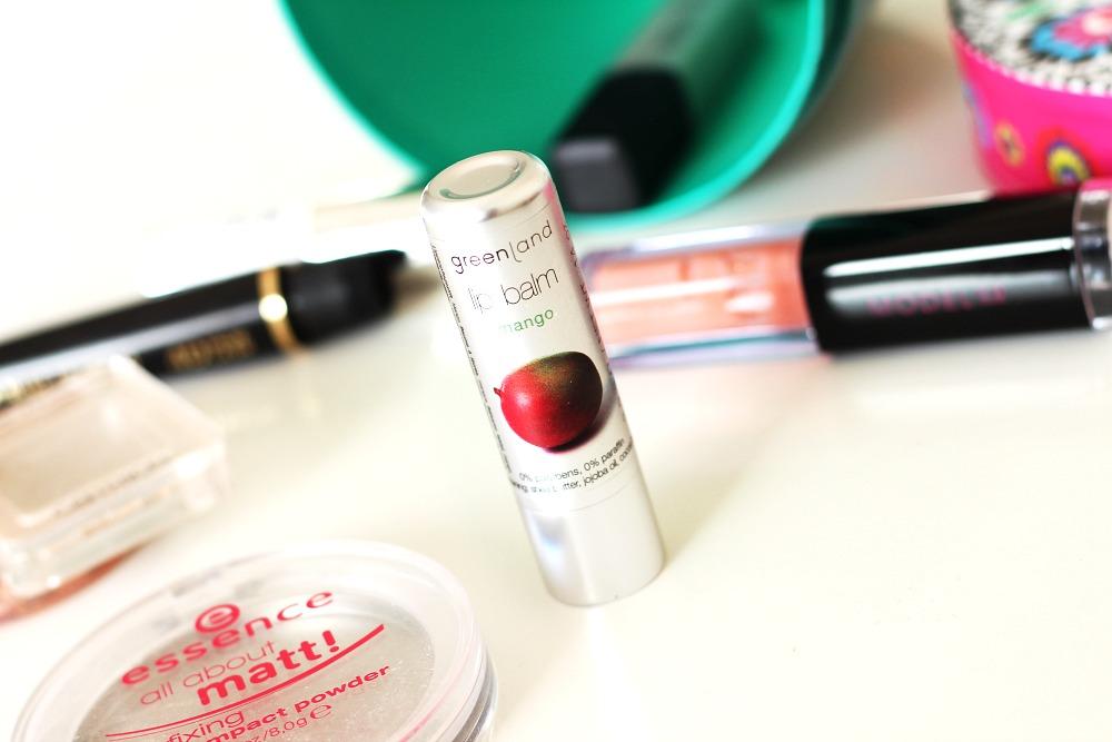Opgemaakt make-up producten Greenland Lip Balm Mango