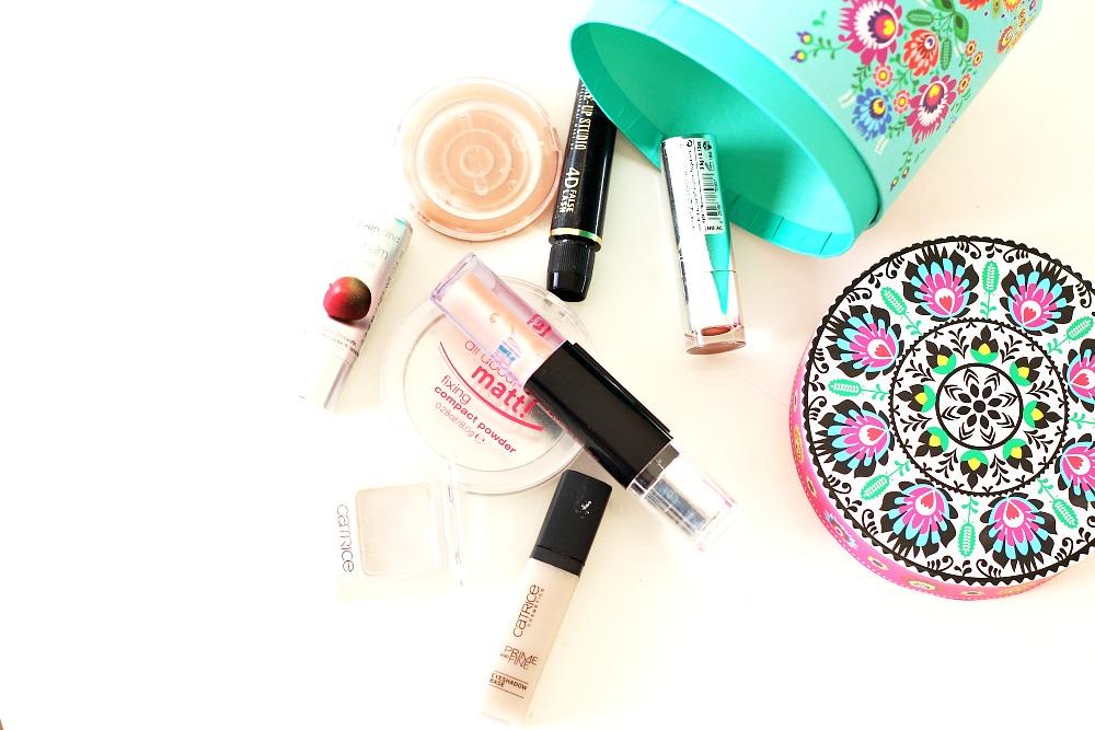 Opgemaakt make-up producten