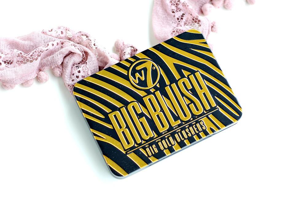 Webshop Voordeeldrogisterij W7 Big Blush - Big Bold Blushers Review Beautyjuf